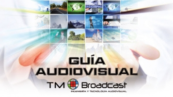 GUÍA AUDIOVISUAL TM BROADCAST Edición 2016